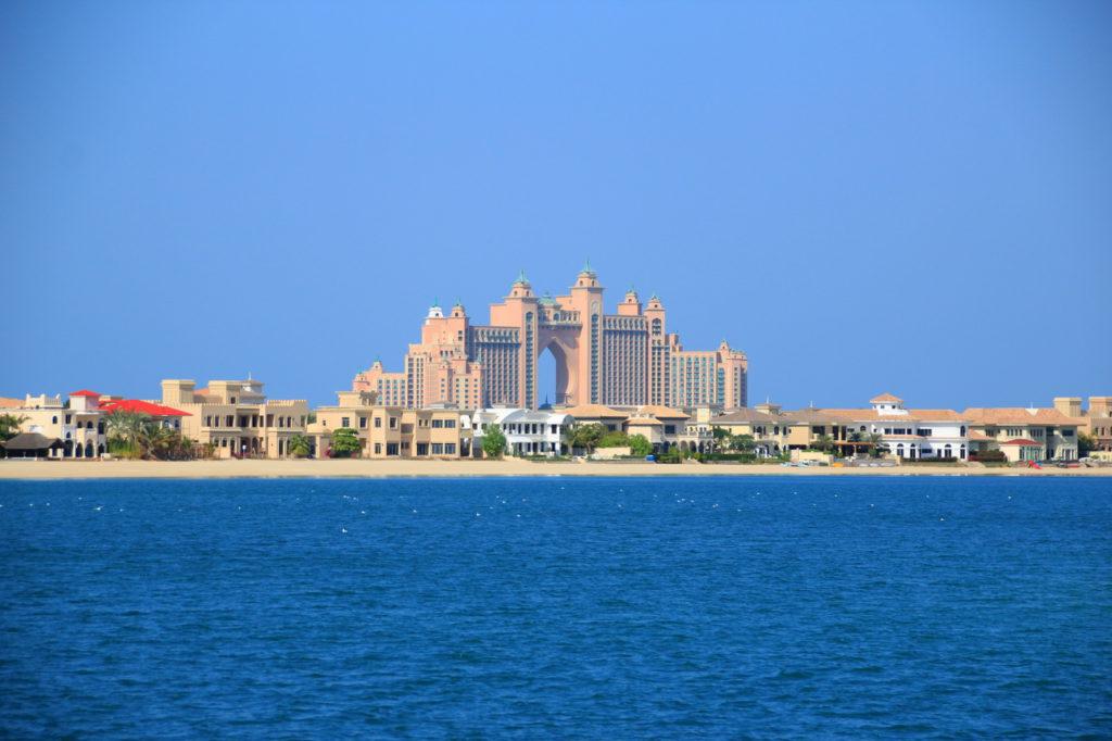 Дубай, Пальма Джумейра, отель Atlantis