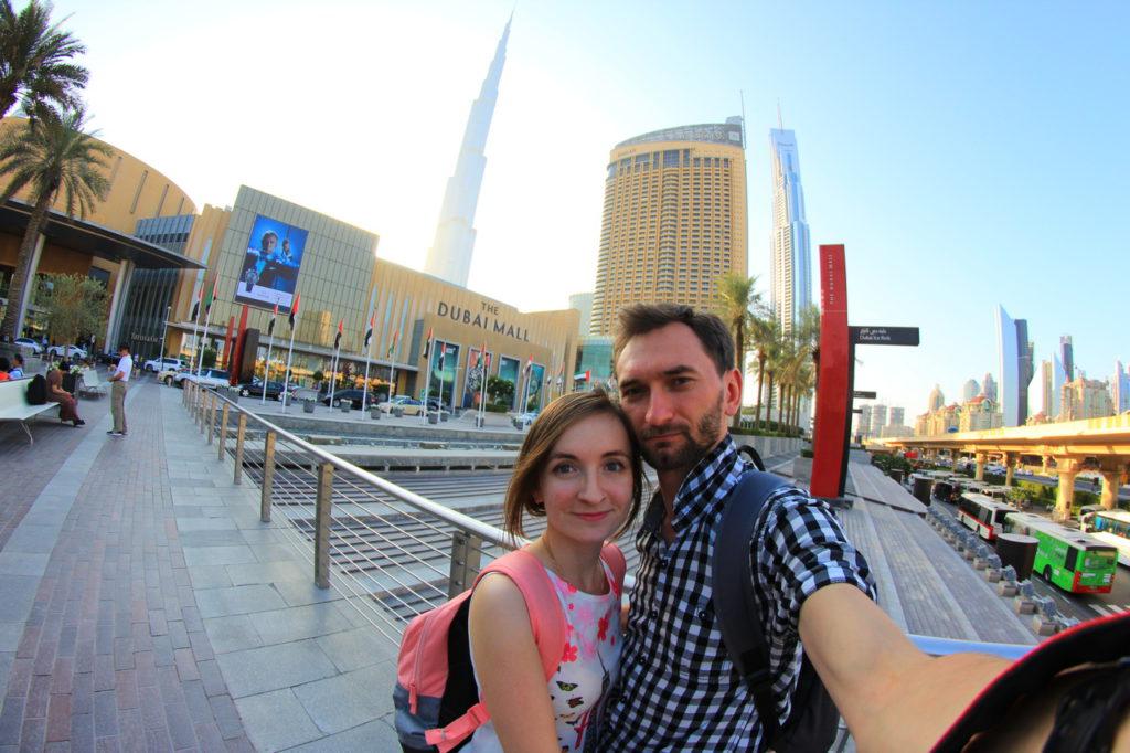 Дубай, торговый центр Dubai Mall