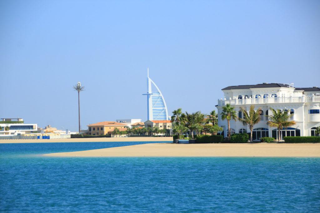 ОАЭ, Дубай, остров Пальма