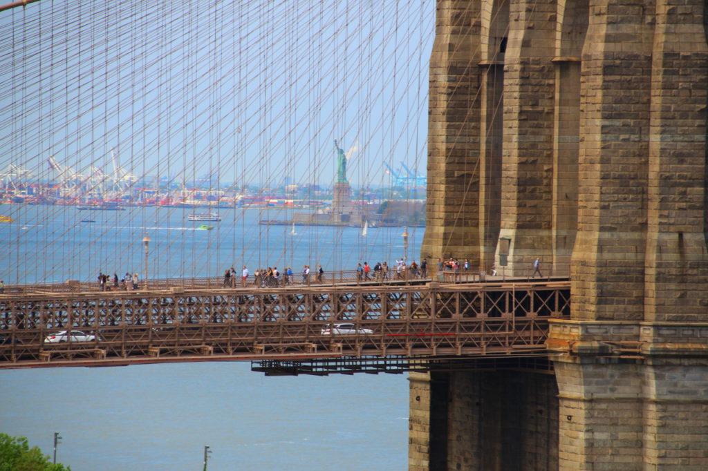США, Нью-Йорк, Бруклинский мост