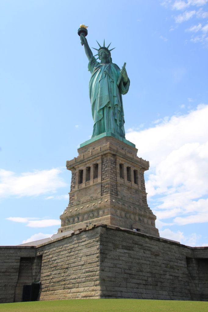 США, Нью-Йорк, Статуя Свободы