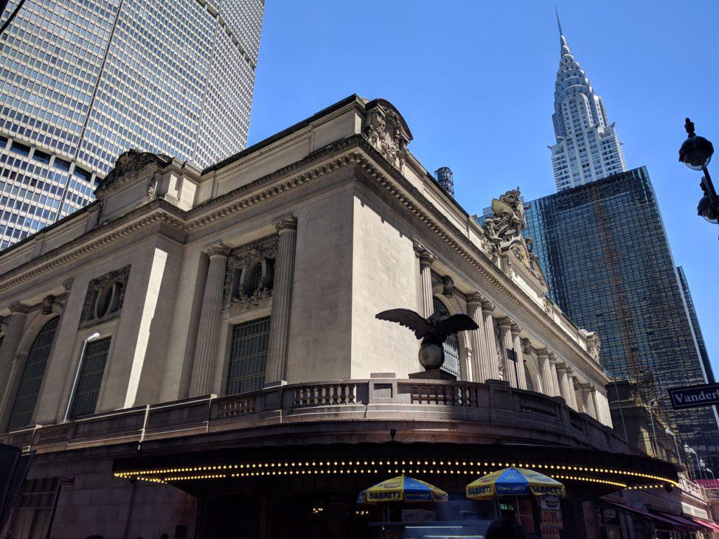 США, Нью-Йорк, Центральный вокзал