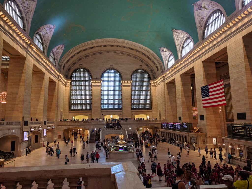 USA, New York, Grand Central Terminal