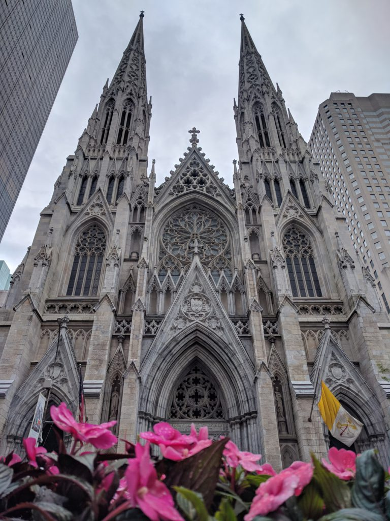 USA, New York, St. Patrick's Cathedral