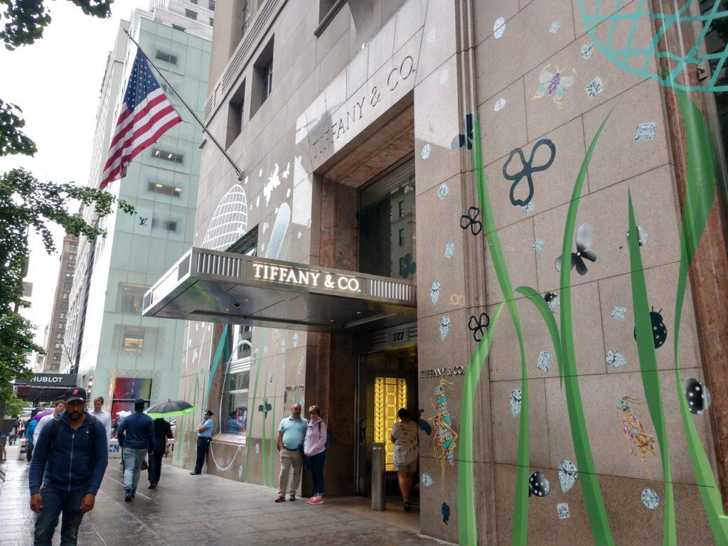 USA, New York, Manhattan, 5th Avenue