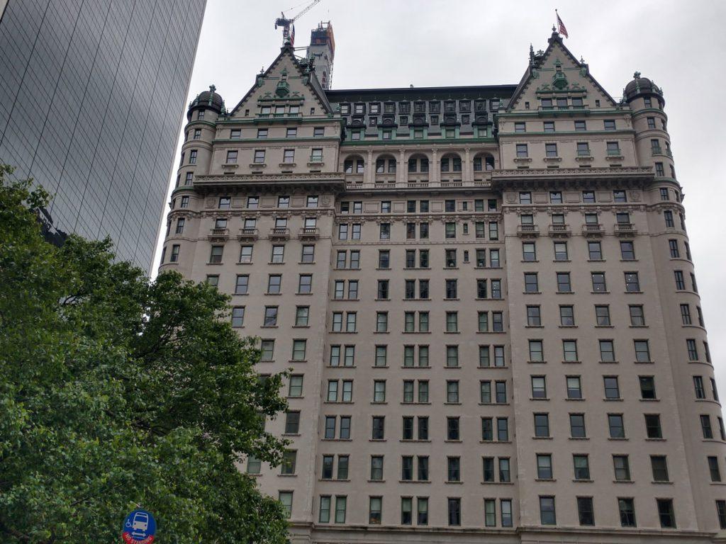 USA, New York, Plaza Hotel