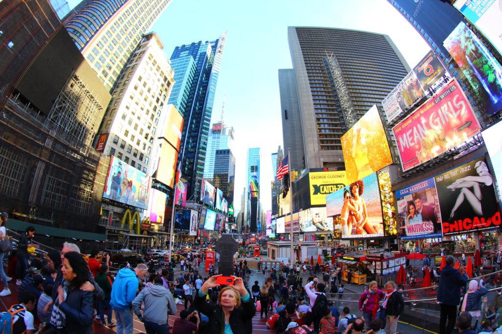 США, Нью-Йорк, Таймс Сквер
