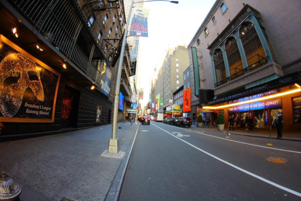 США, Нью-Йорк, Бродвей