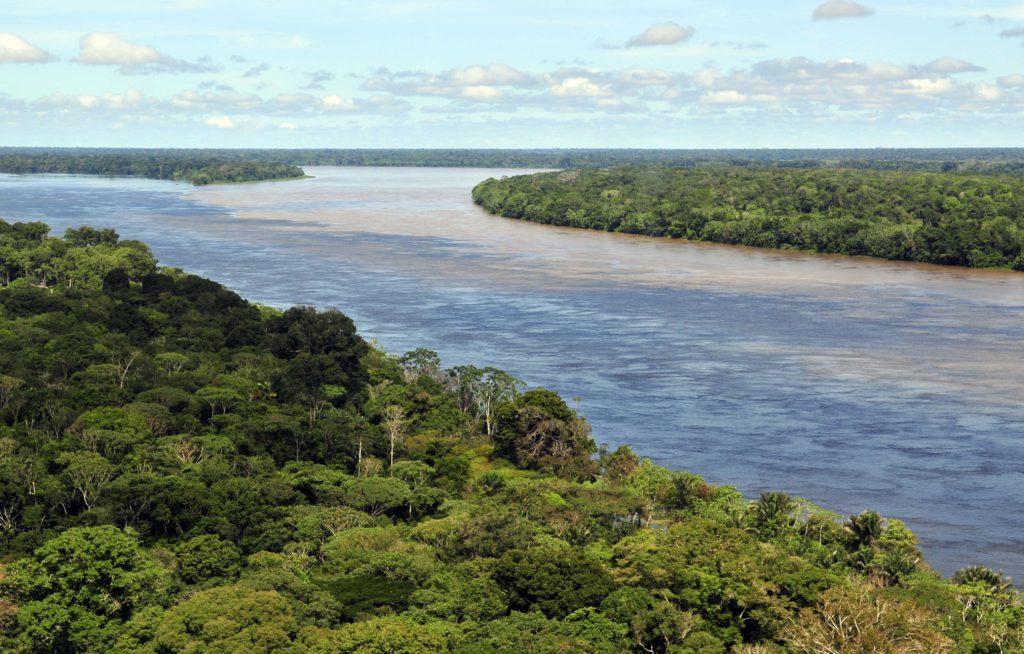 Бразилия, Амазонка