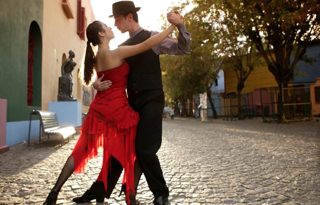 Танго, Аргентина