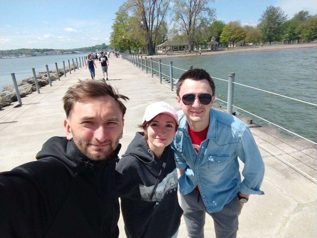 США, озеро Онтарио