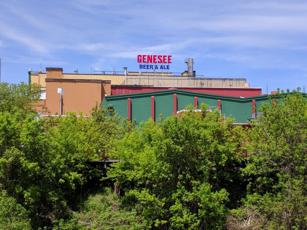 USA, Rochester, Genesee Brewery
