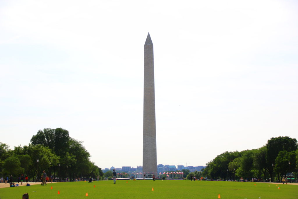 USA, Washington, Washington Monument