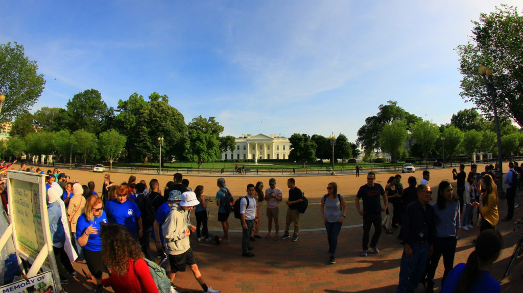 USA, Washington D.C., White House