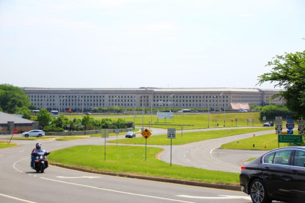 США, Вашингтон, Пентагон