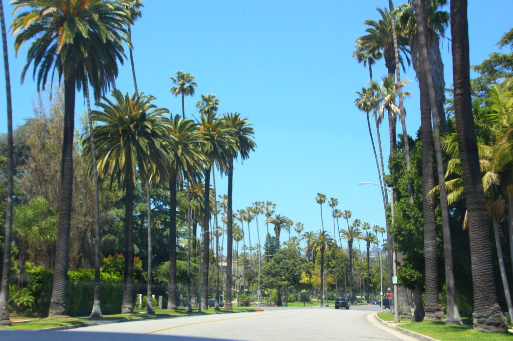 USA, Los Angeles, California