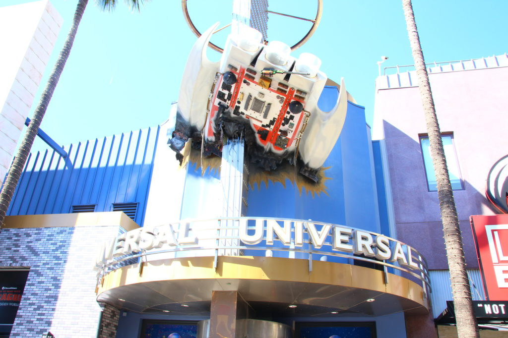 USA, California, Los Angeles, Universal Studios Hollywood, CityWalk