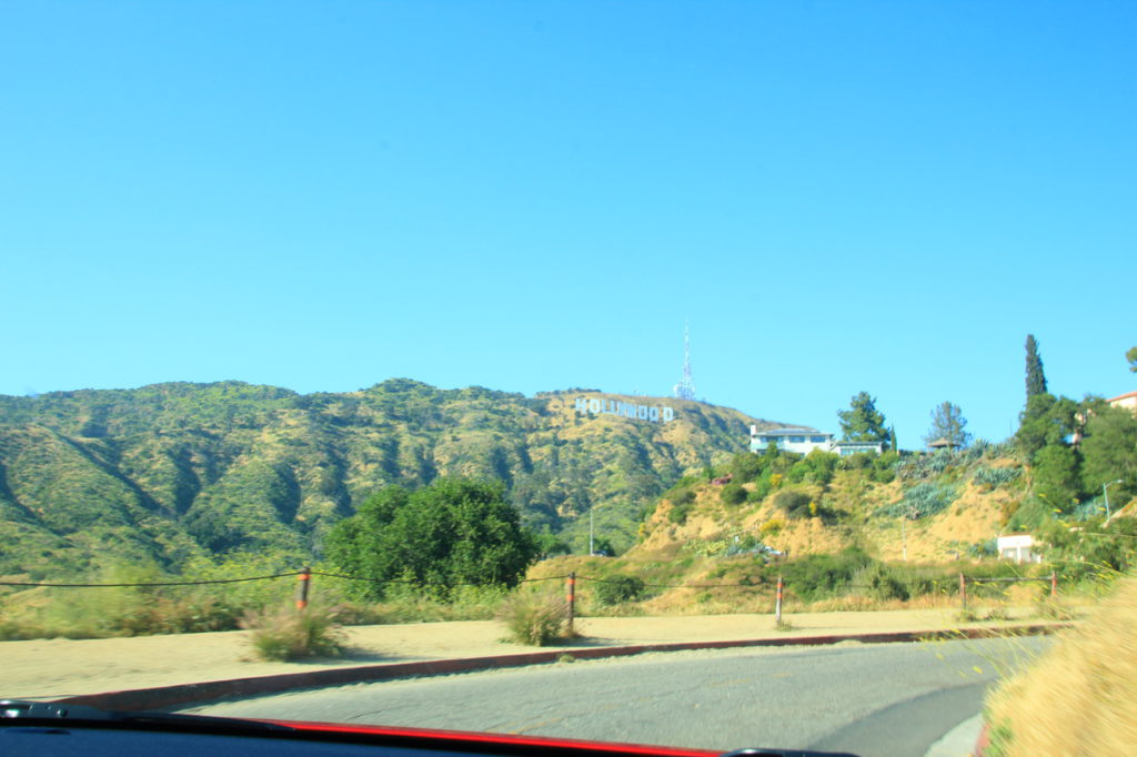 USA, California, Los Angeles, Hollywood Hills, Hollywood Sign