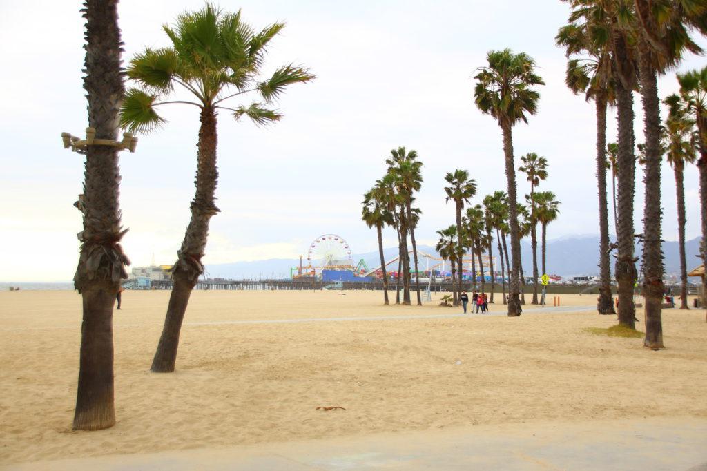 США, Лос-Анджелес, Санта-Моника