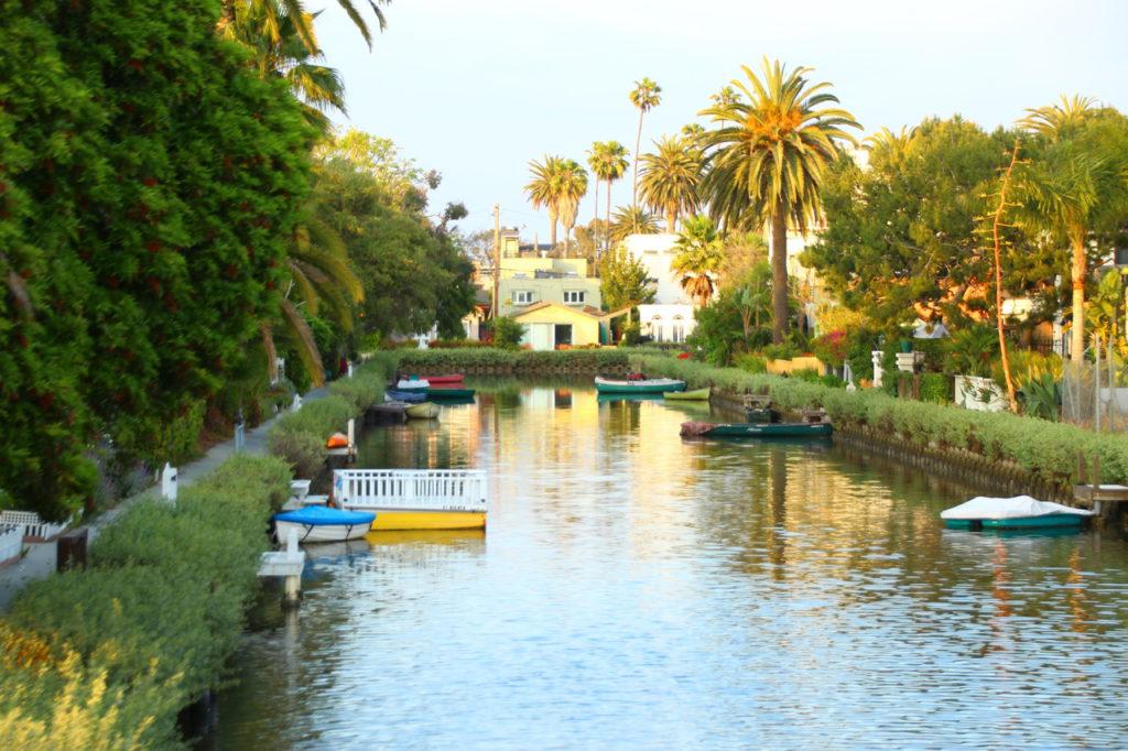 США, Лос-Анджелес, Венеция