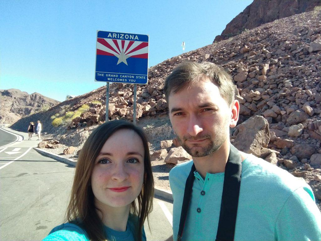 США, Невада, Дамба Гувера