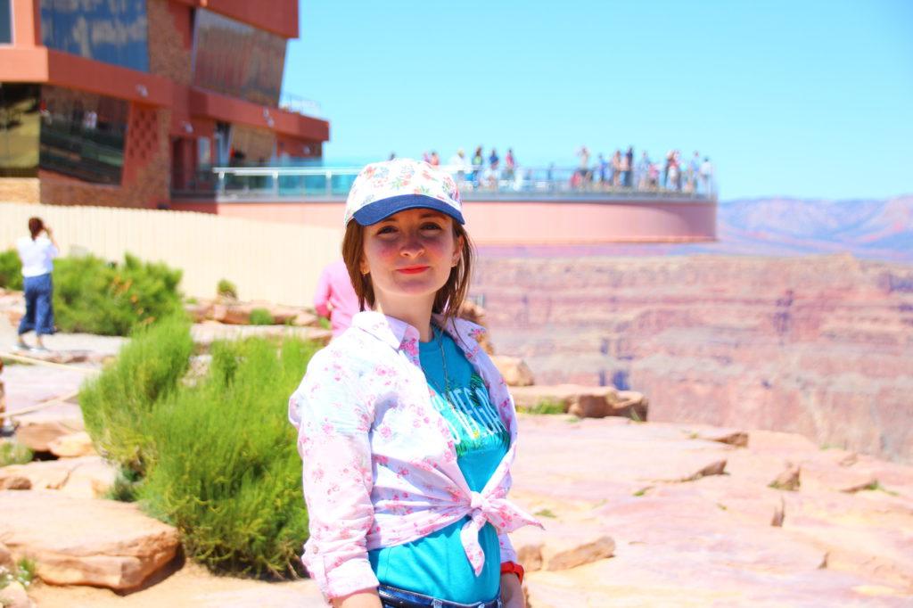 Большой Каньон (Гранд Каньон), смотровая площадка Skywalk, Аризона, США