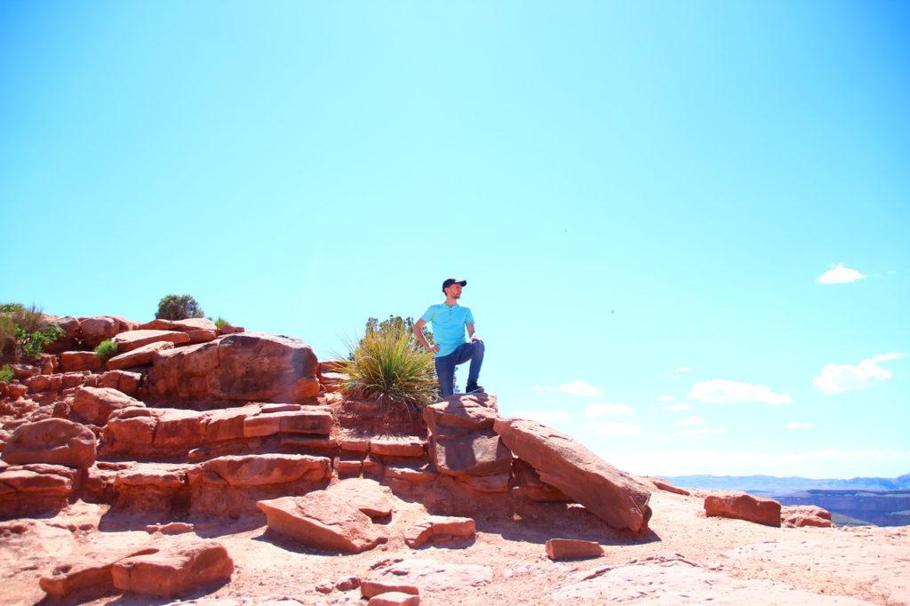 Большой Каньон (Гранд Каньон), Аризона, США