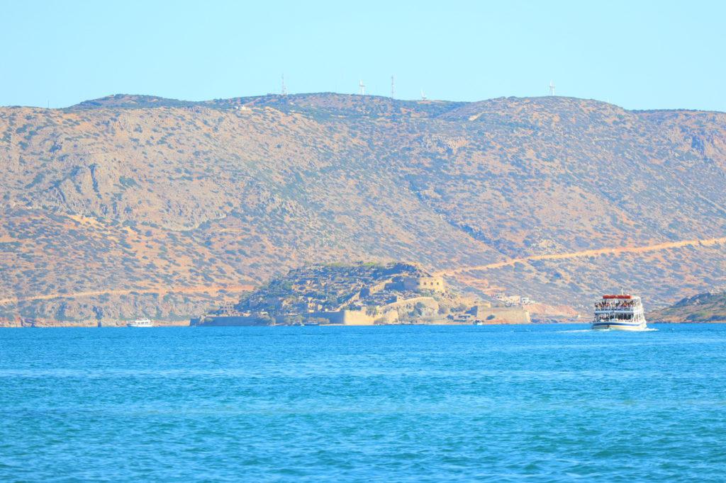 Крит, Греція, Елунда, острів Спеналонга