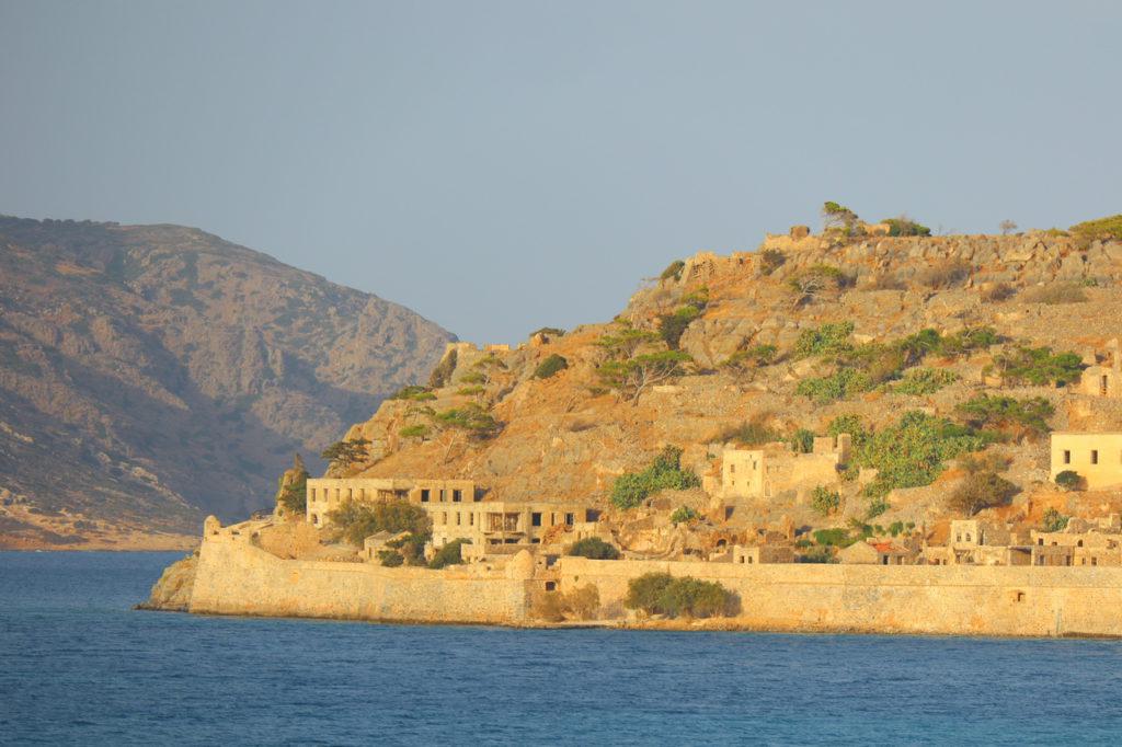 острів Спіналонга, Крит, Греція, Елунда, Elounda Beach Hotel & Villas