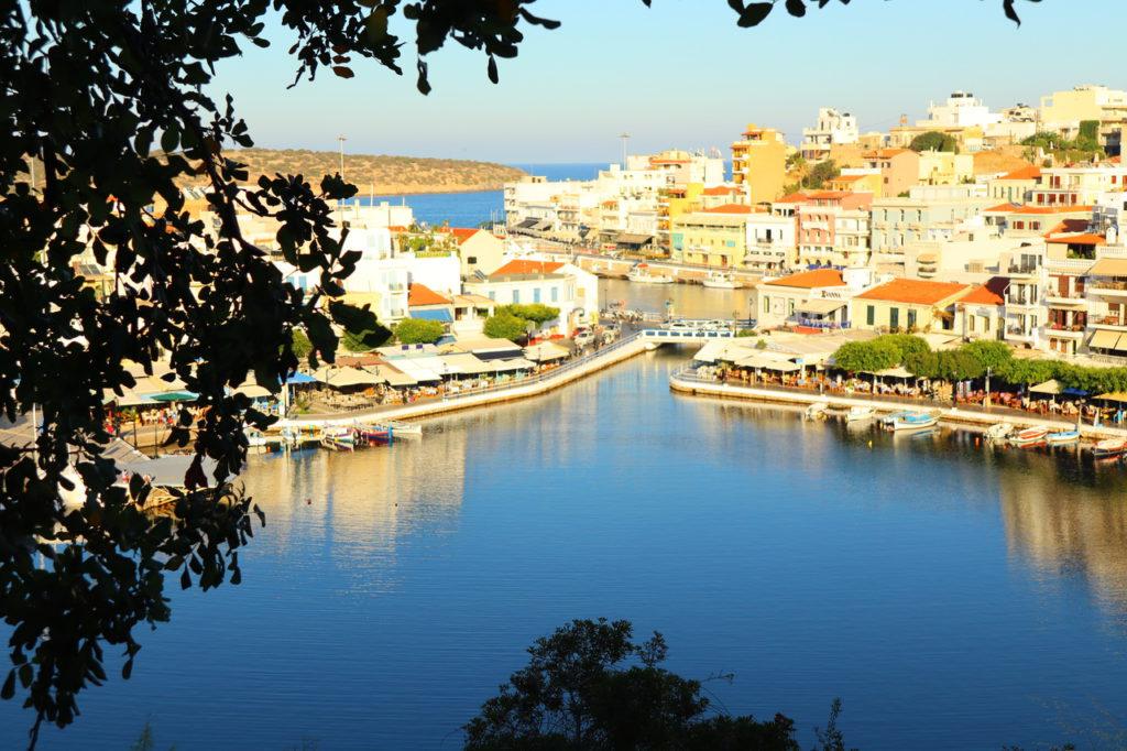 Агіос-Ніколаос, Крит, Греція